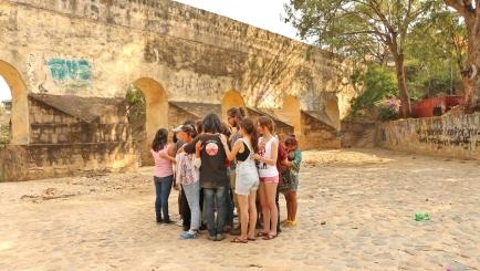 sesion de escucha y tiempo Ofrendarse en Oaxaca web
