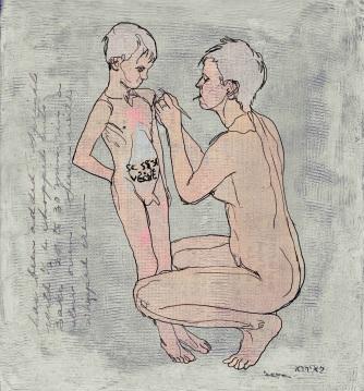 ilustracion vice dejad que los niños uryan lozano (2)